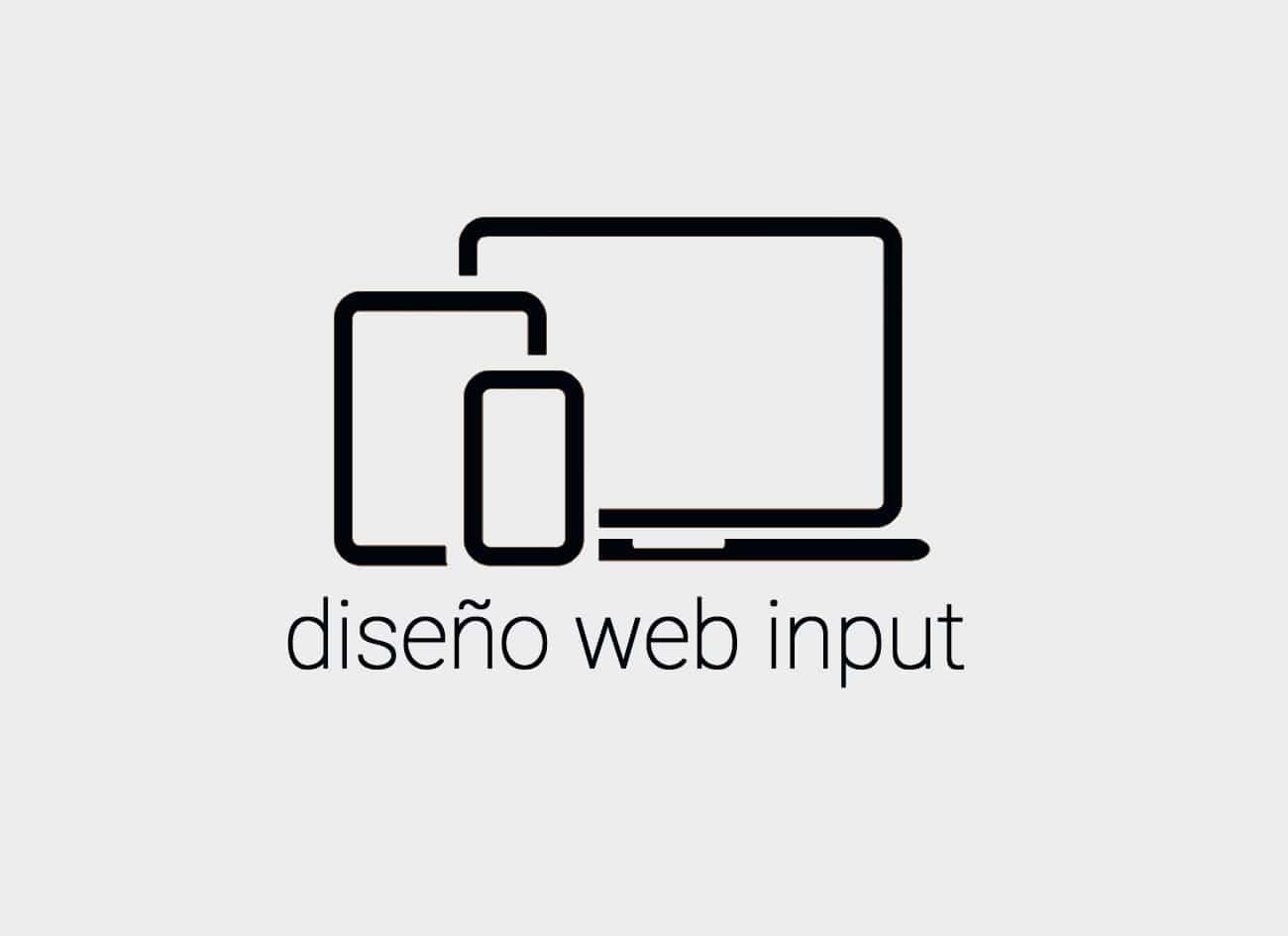 Diseño de páginas web y páginas de aterrizaje en InPut Creativity