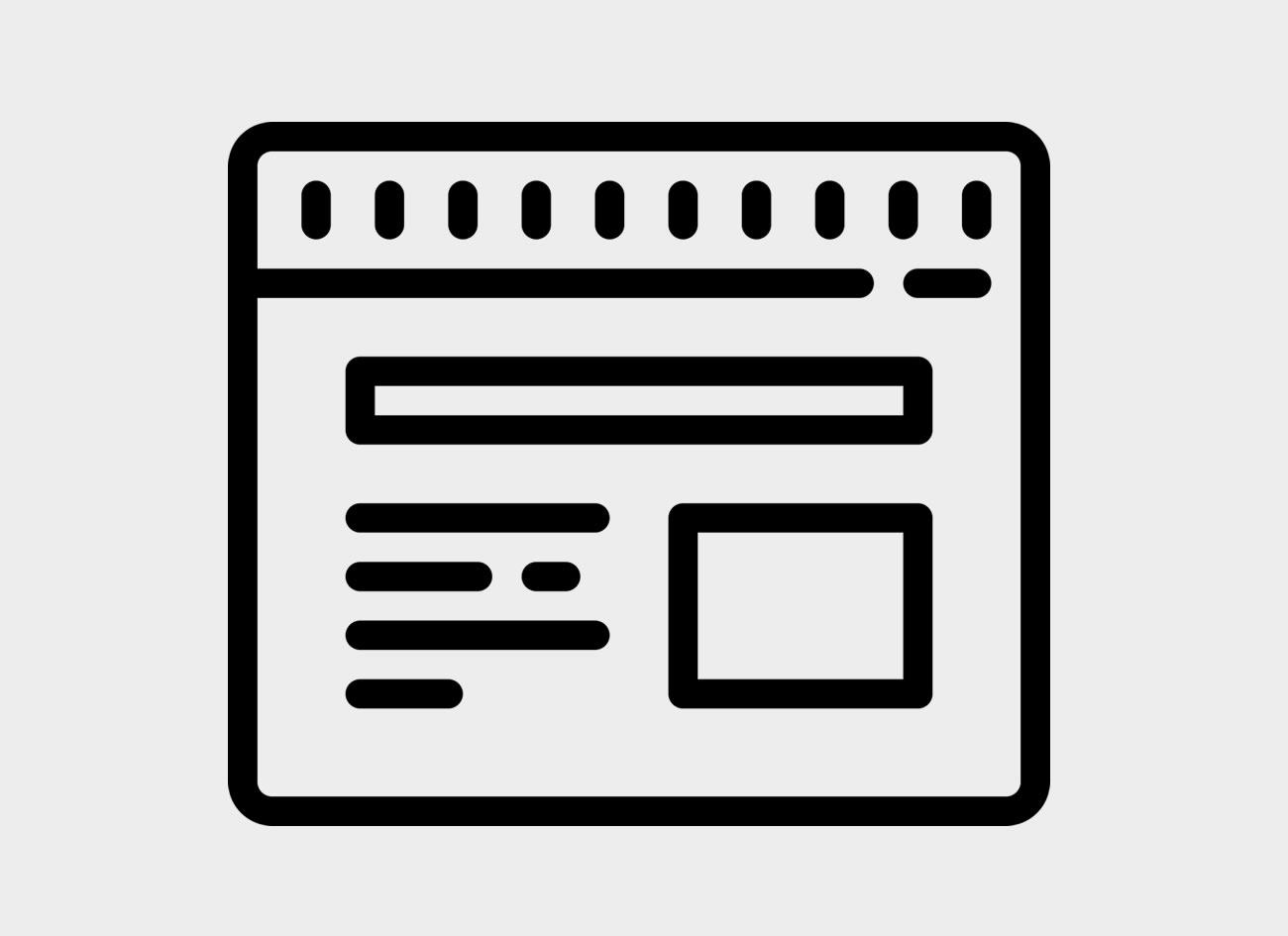Páginas de aterrizaje y páginas de captación de leads en InPut Creativity